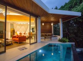 Cahaya Indah Villas, отель в Убуде
