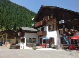 Baita Veglia, apartmán v Livignu