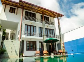 Villa Upper Dickson, hotel in Galle