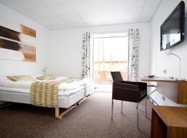 Hotel Thinggaard, hotel i Hurup