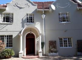 The Coach House, apartment in Johannesburg