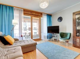 Aura Apartments TriApart®, self catering accommodation in Gdańsk