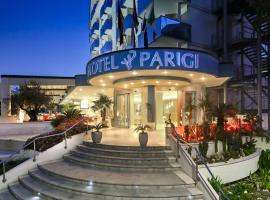 Hotel Parigi, hotel en Bibione
