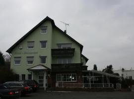 Hotel Restaurant Anna, Hotel in Ramstein-Miesenbach