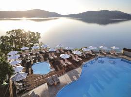 Elounda Blu Hotel - Adults Only, отель в Элунде