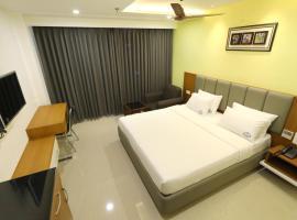 Hotel Sri Ram Grand, hotel in Vijayawāda