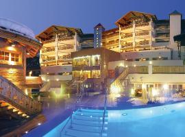 Hotel Alpine Palace, hotel in Saalbach Hinterglemm