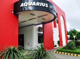 Aquarius Hotel Aquarius, hotel in Ariquemes