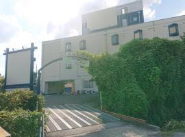 OYO Midori Garden Hotel Nara Kashiba、香芝市のホテル