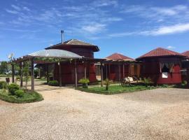 POUSADA DAS PIPAS, guest house in Vacaria