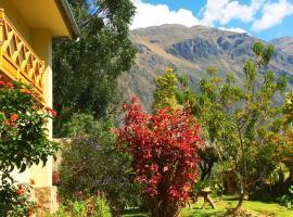 Apu Lodge, B&B in Ollantaytambo