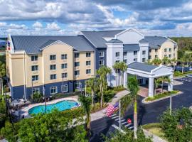Fairfield Inn and Suites by Marriott Naples, golf hotel in Naples