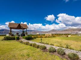 Sonesta Posadas del Inca Puno, hotel in Puno