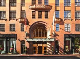 Hilton Boston Downtown/Faneuil Hall, hotel near Logan Airport - BOS, Boston