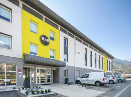 B&B HOTELS SAINT JEAN DE MAURIENNE, hotel in Sainte-Marie-de-Cuines