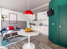 Apartamentos Navío, apartament o casa a València