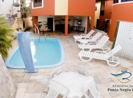 Residencial Ponta Negra Flat, apartment in Natal