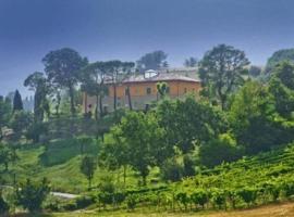Relais Villa Fornari, hotel a Camerino