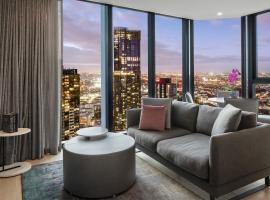 Avani Melbourne Central Residences, hotel in Melbourne
