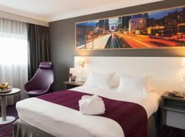 Best Western Plus Paris Orly Airport, hotel in Rungis