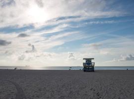 Ocean Beach Suites, hotel near Lincoln Road, Miami Beach