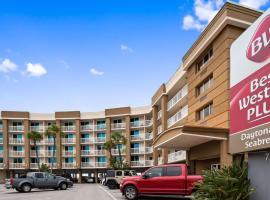 Best Western Plus Daytona Inn Seabreeze, hotel in Daytona Beach
