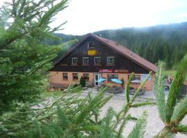 Auberge Des Hauts Viaux, hotel near La Petite Mauselaine Ski Lift, La Bresse