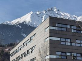 فندق النمسا تريند كونغرس إنسبروك، فندق في إنسبروك