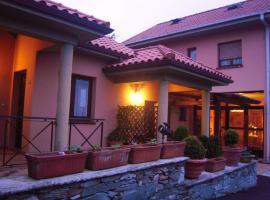 Hotel Rural Aguilar Cudillero, hotel en Cudillero