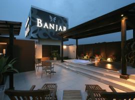 HOTEL BANJAR、所沢市のホテル