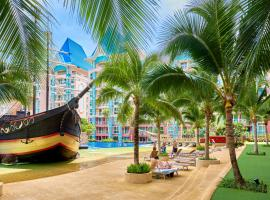 Grande Caribbean condo sea view, apartment in Pattaya South
