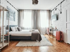 ARTHOTEL STALOWA 52, hotel in Warsaw