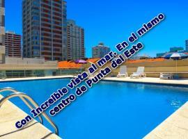 Increible Vista al mar Centro de Punta del Este, hotel near Artisans Craft Fair, Punta del Este