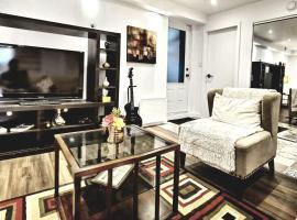 Bossuet, apartment in Montreal