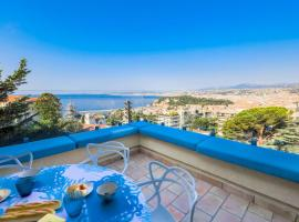 MONT BORON VIEW VI4176 BY RIVIERA HOLIDAY HOMES, holiday home in Nice