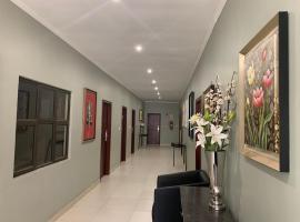 Bannerloft Guest house, hotel in Gaborone