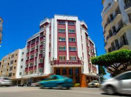 Caut un hotel de serviciu de locuri de munca Tangier