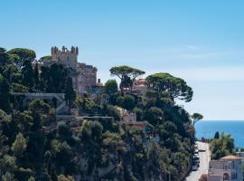 Château des Anglais - Five Stars Holiday House, hôtel à Nice