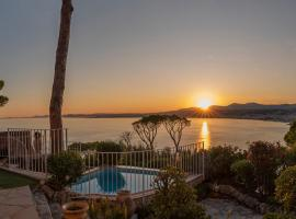 Château des Anglais - Five Stars Holiday House, holiday home in Nice