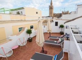 Céntriko Apartments - Quintero 40, apartment in Seville