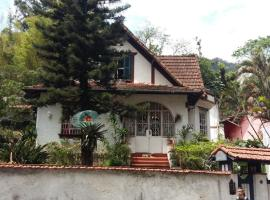 Hostel Petrópolis, pet-friendly hotel in Petrópolis