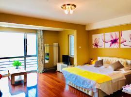 Green Mango Boutique Apartment, Ferienwohnung in Peking