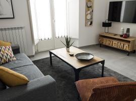 Urban Luxury Apartment Salerno, luxury hotel in Salerno