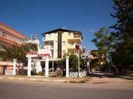NERGOS SIDE HOTEL, отель в Сиде