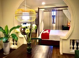 Lan Saigon Boutique House, hotel near Nha Rong Wharf, Ho Chi Minh City