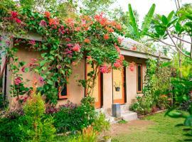 Vanilla Cottage Tetebatu, family hotel in Tetebatu