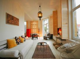 1001 Nights loft citycenter with balconyview, self catering accommodation in Antwerp