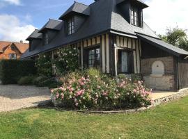 Chambre d'hôte la Roseraie, hotel near Cerza Safari Park, Hermival-les-Vaux