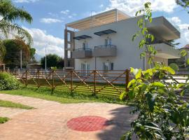 Assteas Rooms, family hotel in Paestum