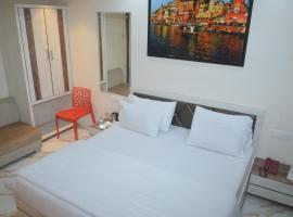Hotel Tamilnadu Kashi, hotel near Kashi Vishwanath Temple, Varanasi